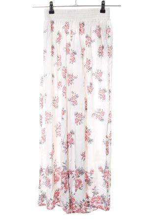 H&M Divided Pantalón estilo Harem estampado floral look casual