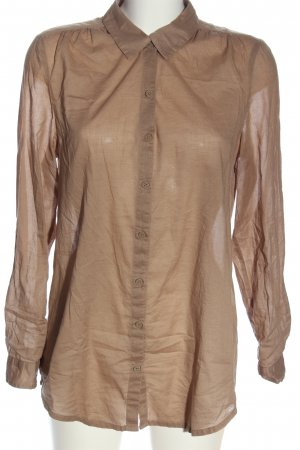 H&M Divided Hemd-Bluse nude Business-Look
