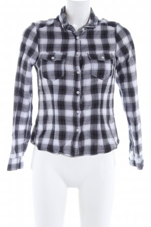 H&M Divided Hemd-Bluse Karomuster Business-Look