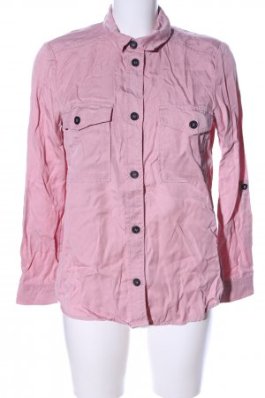 H&M Divided Hemd-Bluse pink Casual-Look