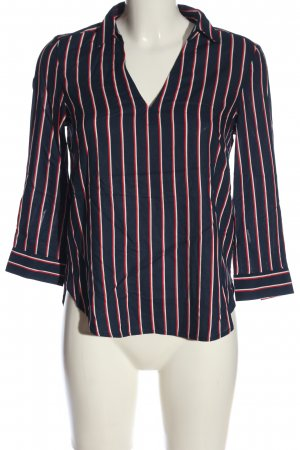 H&M Divided Hemd-Bluse Streifenmuster Casual-Look