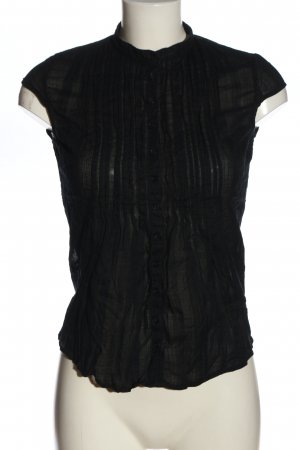 H&M Divided Hemd-Bluse schwarz Casual-Look