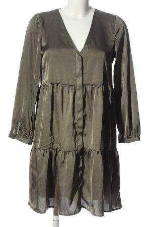 H&M Divided Shirtwaist dress khaki elegant