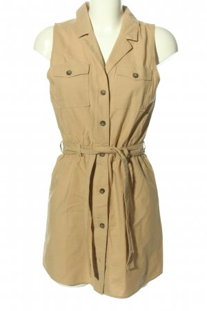 H&M Divided Hemdblusenkleid nude Casual-Look