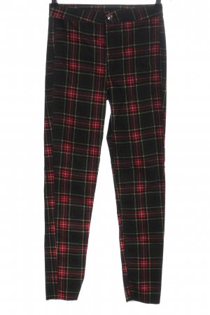 H&M Divided High Waist Trousers allover print casual look