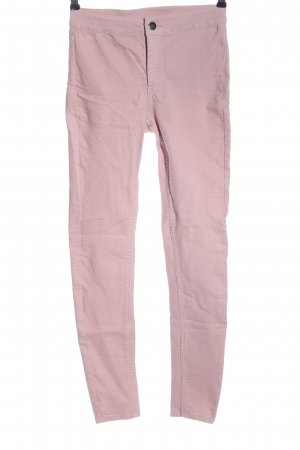 H&M Divided High Waist Jeans pink Casual-Look