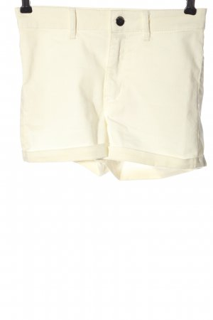H&M Divided High-Waist-Shorts natural white casual look