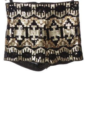 H&M Divided Short taille haute Mélange de motifs élégant