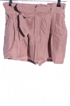 H&M Divided High-Waist-Shorts pink Casual-Look