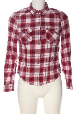 H&M Divided Koszula w kratę Wzór w kratkę W stylu casual