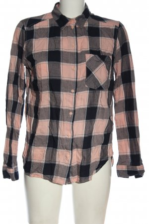 H&M Divided Holzfällerhemd Allover-Druck Casual-Look