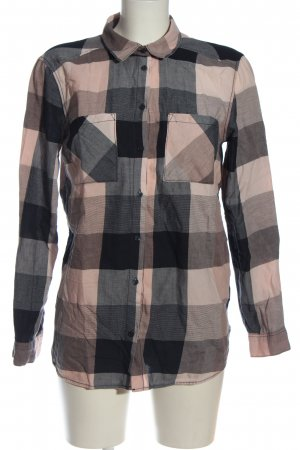 H&M Divided Houthakkershemd geruite print casual uitstraling