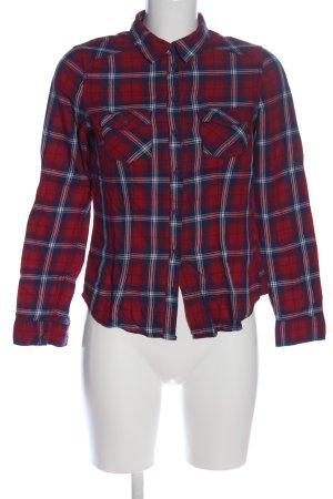 H&M Divided Camisa de leñador estampado a cuadros look casual
