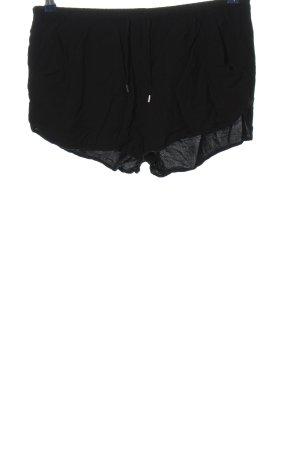 H&M Divided Short moulant noir style décontracté