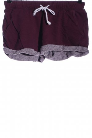 H&M Divided Hot Pants pink Casual-Look