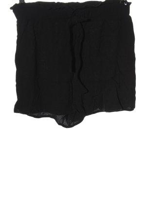 H&M Divided Hot Pants schwarz Elegant