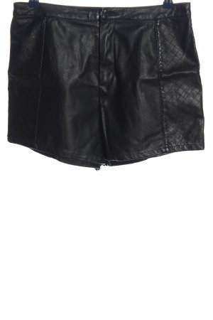 H&M Divided Hot Pants schwarz Casual-Look