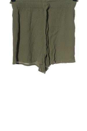 H&M Divided Hot pants khaki casual uitstraling