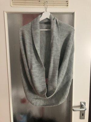 Devided von H&M Écharpe ronde gris clair