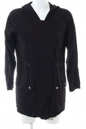 H&M Divided Jacke schwarz Casual-Look