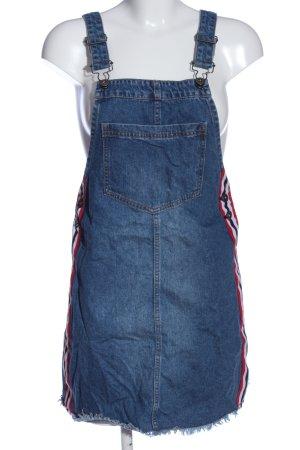 H&M Divided Robe en jean multicolore style décontracté