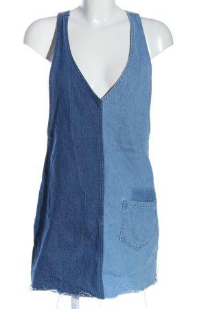H&M Divided Jeanskleid schwarz Casual-Look