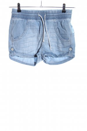 H&M Divided Denim Shorts blue casual look