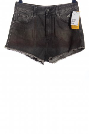 H&M Divided Jeansshorts mehrfarbig Casual-Look