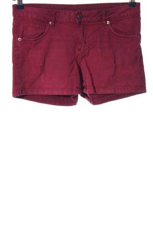 H&M Divided Short en jean rose style décontracté