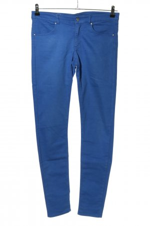 H&M Divided Jeggings blau Casual-Look