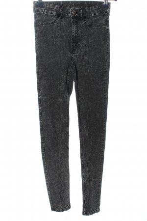 H&M Divided Jeggings hellgrau Casual-Look