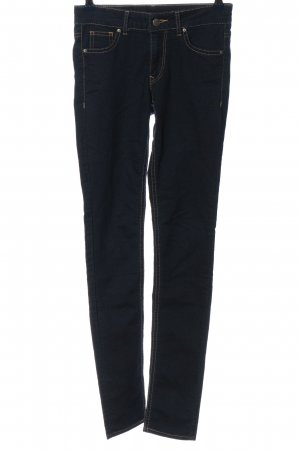 H&M Divided Jeggings blue casual look