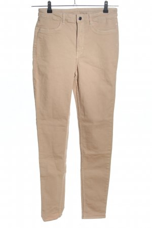 H&M Divided Jeggings nude Casual-Look