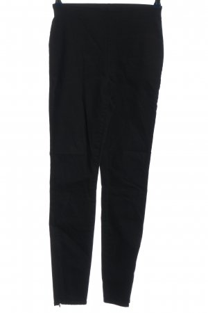 H&M Divided Jeggings nero stile casual