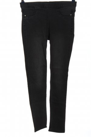 H&M Divided Jeggings black casual look