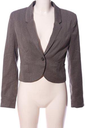 H&M Divided Jersey Blazer light grey business style