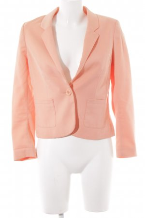 H&M Divided Jerseyblazer apricot Business-Look