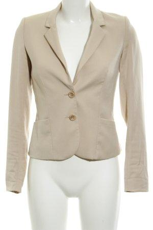H&M Divided Jerseyblazer beige Casual-Look