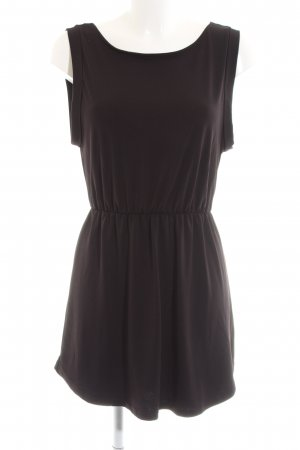 H&M Divided Jerseykleid braun Casual-Look
