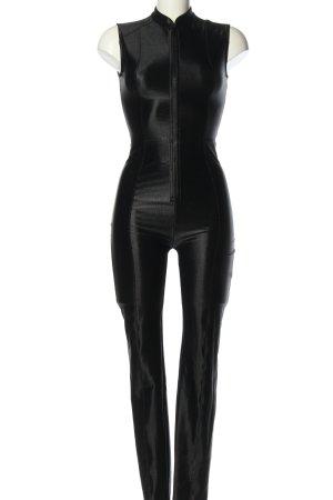 H&M Divided Jumpsuit schwarz Casual-Look