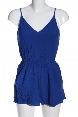 H&M Divided Jumpsuit blau Casual-Look