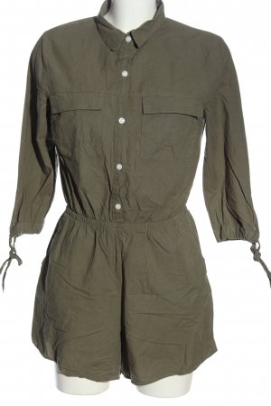 H&M Divided Jumpsuit khaki Casual-Look