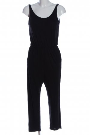 H&M Divided Jumpsuit schwarz Casual-Look