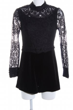 H&M Divided Jumpsuit schwarz Elegant