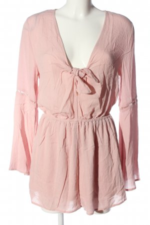 H&M Divided Jumpsuit pink Casual-Look