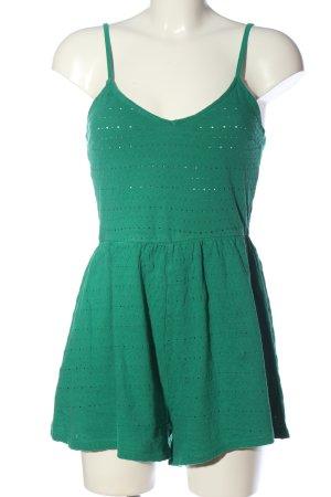 H&M Divided Jumpsuit grün Casual-Look