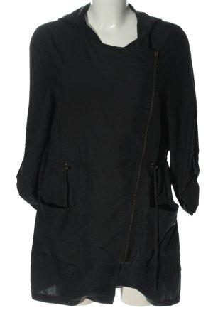 H&M Divided Veste à capuche noir style décontracté