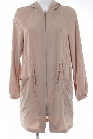 H&M Divided Kapuzenjacke beige Casual-Look