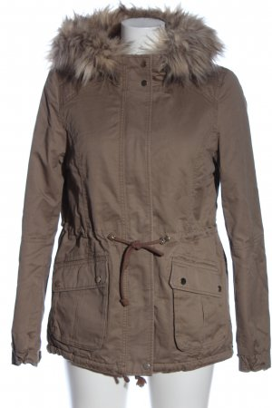 H&M Divided Veste à capuche gris clair style décontracté