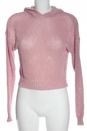H&M Divided Kapuzenpullover pink Casual-Look